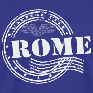 Stamp Rome - Men's Premium T-Shirt