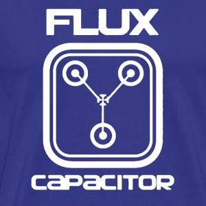 Flux Capacitor - Men's Premium T-Shirt
