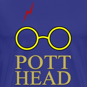 Pott Head - Men's Premium T-Shirt