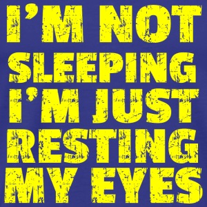 GIFT - I'M NOT SLEEPING - Men's Premium T-Shirt