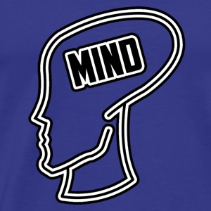 mind power - Men's Premium T-Shirt