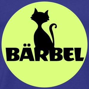 Baerbel Bärbel first name - Men's Premium T-Shirt
