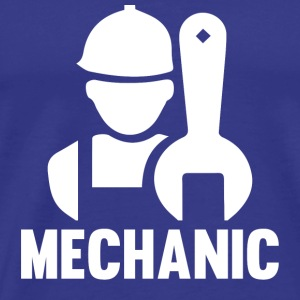 GIFT - MECHANIC - Men's Premium T-Shirt