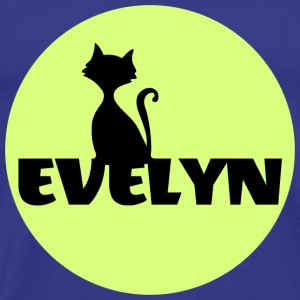 Evelyn first name - Men's Premium T-Shirt