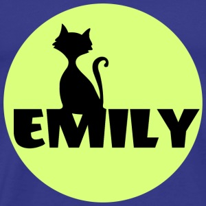 Emily first name - Men's Premium T-Shirt
