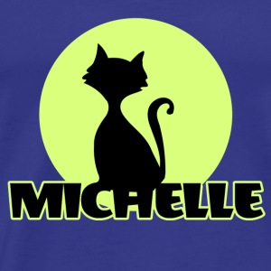 Michelle first name - Men's Premium T-Shirt