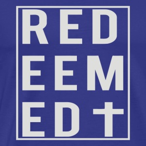 Redeemed - Men's Premium T-Shirt