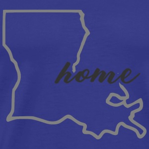 Louisiana Home - Men's Premium T-Shirt