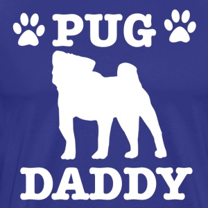 I love my pug - Men's Premium T-Shirt