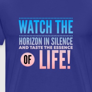 Horizons - Men's Premium T-Shirt