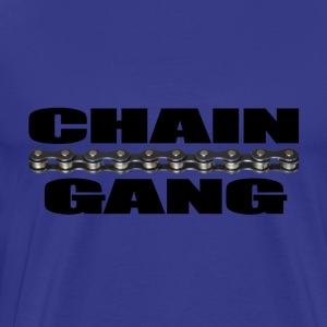 Chain Gang - Men's Premium T-Shirt
