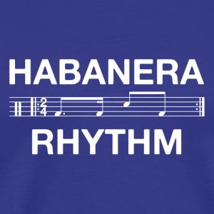 habanera white - Men's Premium T-Shirt