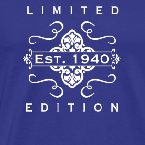 Limited Edition Est 1940 - Men's Premium T-Shirt