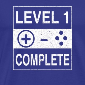 Level 1 Complete - Men's Premium T-Shirt