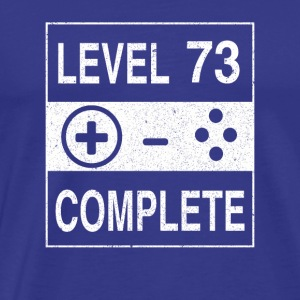 Level 73 Complete - Men's Premium T-Shirt