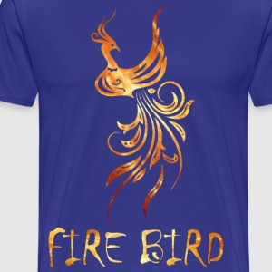 FIre bird on your shirt - Men's Premium T-Shirt