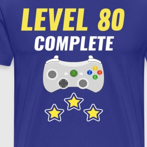 Level 80 Complete - Men's Premium T-Shirt