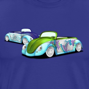 v dub bug - Men's Premium T-Shirt