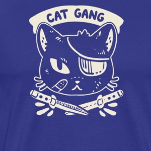 Cat Gang - Men's Premium T-Shirt
