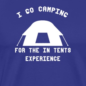 camping young - Men's Premium T-Shirt