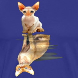 DEVON REX - Men's Premium T-Shirt