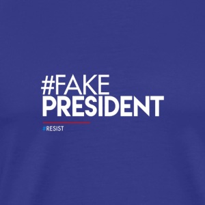 The Fake - Men's Premium T-Shirt