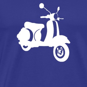 SCOOTER LADIES - Men's Premium T-Shirt