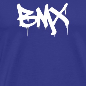 BMX Graffiti - Men's Premium T-Shirt