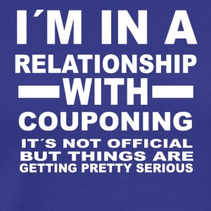 relationship with COUPONING - Men's Premium T-Shirt
