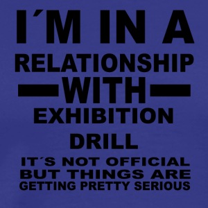 relationship with EXHIBITION DRILL - Men's Premium T-Shirt