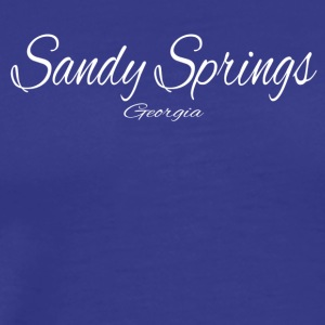 Georgia Sandy Springs US DESIGN EDITION - Men's Premium T-Shirt