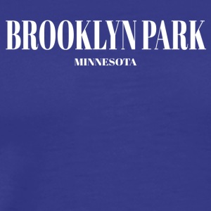 MINNESOTA BROOKLYN PARK US DESIGNER EDITION - Men's Premium T-Shirt