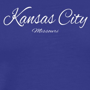 Missouri Kansas City US DESIGN EDITION - Men's Premium T-Shirt