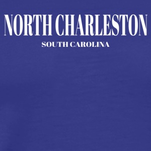 SOUTH CAROLINA NORTH CHARLESTON US DESIGNER EDITIO - Men's Premium T-Shirt