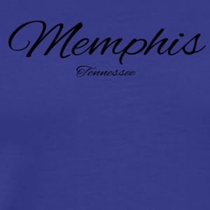 Tennessee Memphis US DESIGN EDITION - Men's Premium T-Shirt