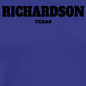 TEXAS RICHARDSON US EDITION - Men's Premium T-Shirt