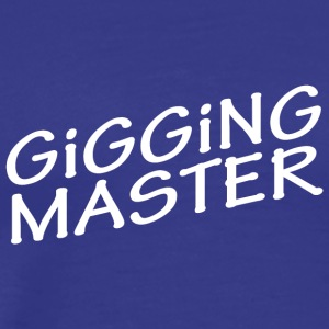 Gigging Master - Men's Premium T-Shirt