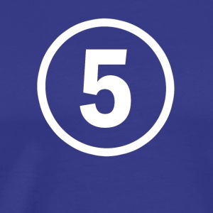 5 years old birthday - Men's Premium T-Shirt