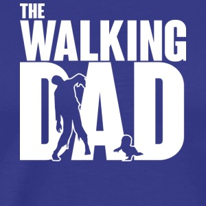 The Walking Dad T Shirt - Men's Premium T-Shirt
