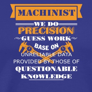 Machinist Tee Shirt - Men's Premium T-Shirt