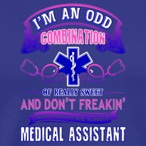 Kinda Medical Assistants Shirt - Men's Premium T-Shirt