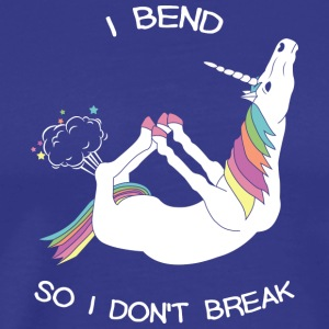 I BEND SO I DON T BREAK - Men's Premium T-Shirt