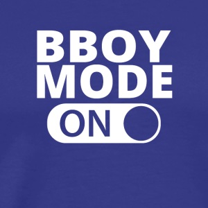 MODE ON BBOY - Men's Premium T-Shirt