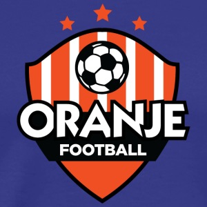 Football Logo Of Holland - Men's Premium T-Shirt