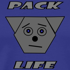 pack life - Men's Premium T-Shirt