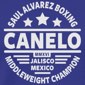 Boxing Canelo - Men's Premium T-Shirt