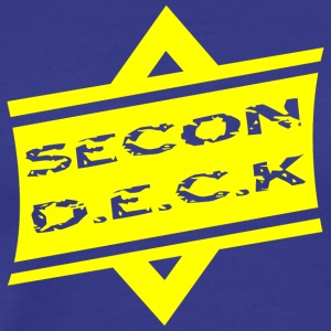 SECOND DECK - Men's Premium T-Shirt