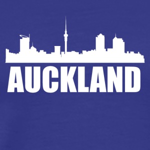 Auckland Skyline - Men's Premium T-Shirt