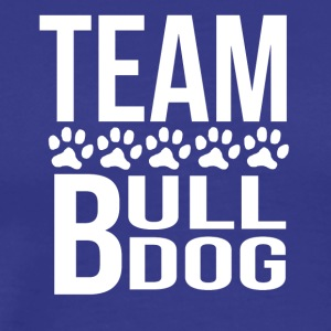 Team Bulldog - Men's Premium T-Shirt