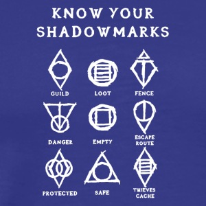 Shadowmarks - Men's Premium T-Shirt
